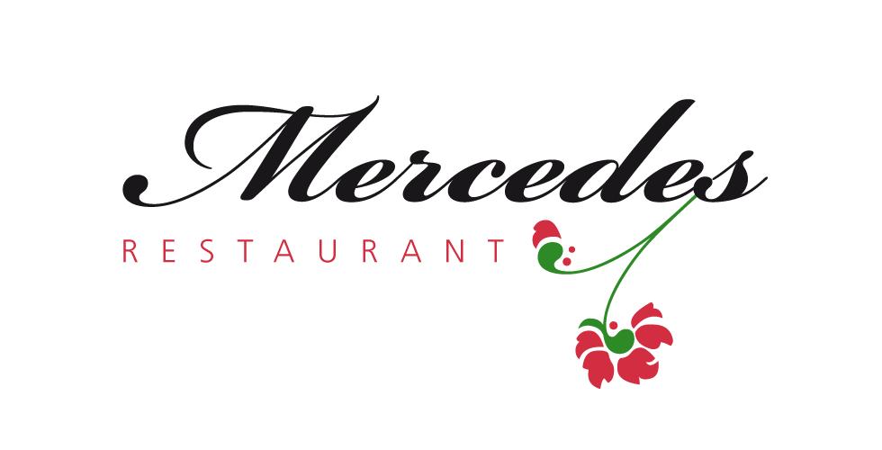 Logotipo restaurante Mercedes