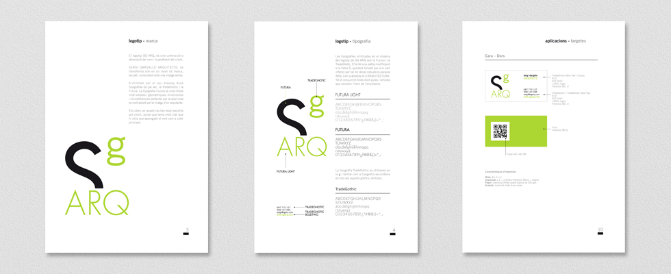 Manual Corporativo para SGARQ