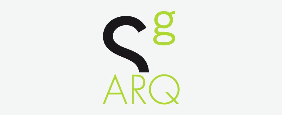 Logotipo diseöado por Yellowtee para SG ARQ