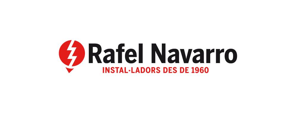 Rediseño logotipo Rafel Navarro